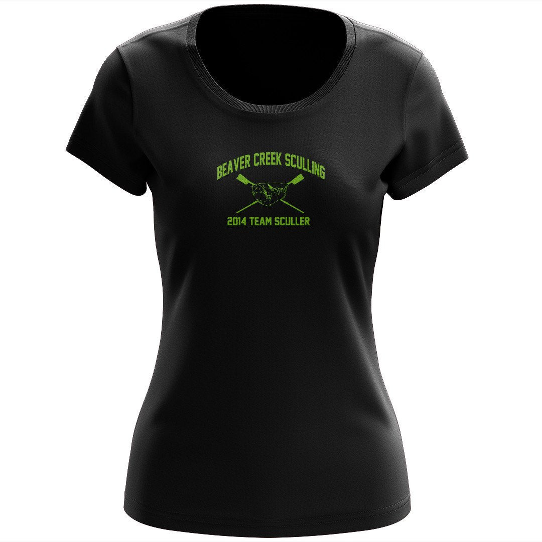 Beaver Creek Sculling Women's Drytex Performance T-Shirt