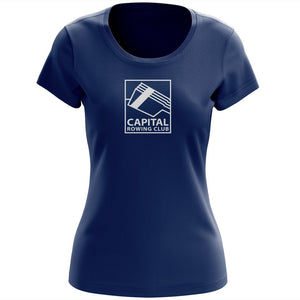 Capital Rowing Club Women's Drytex Performance T-Shirt