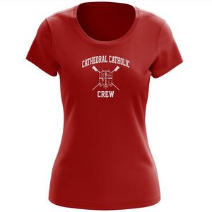 Cathedral Catholic Crew Women's Drytex Performance T-Shirt