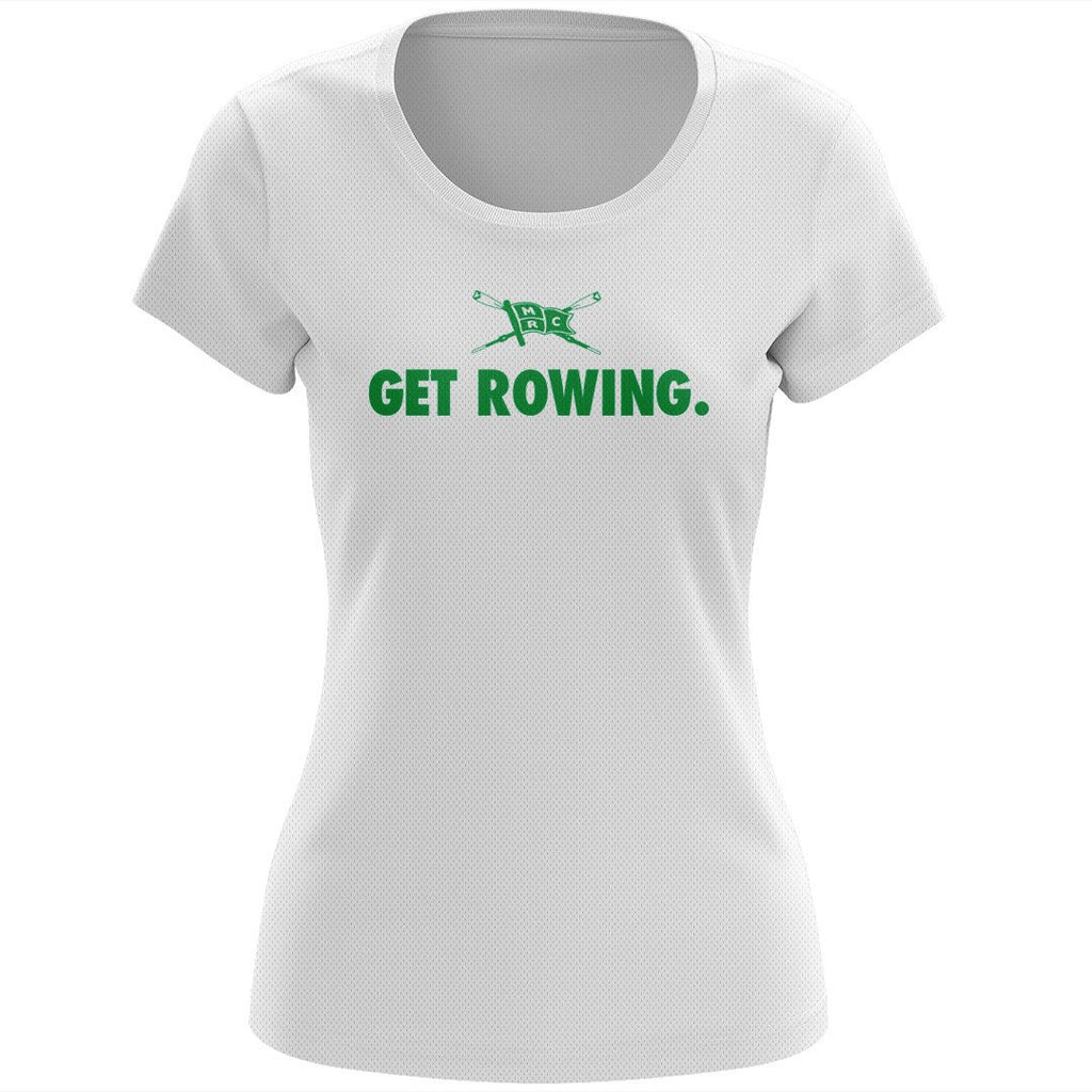 Minneapolis Rowing Club Women's Drytex Performance T-Shirt