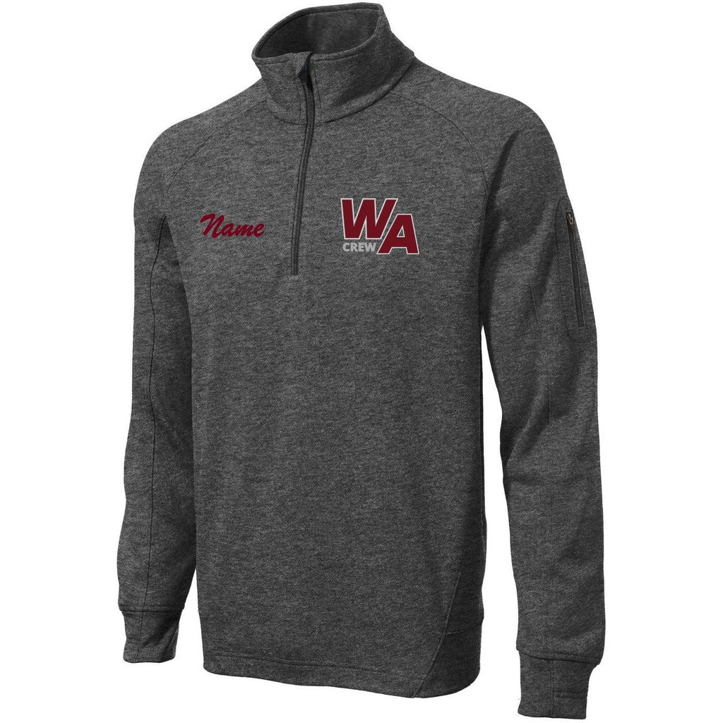 Westford Crew Mens Performance Pullover
