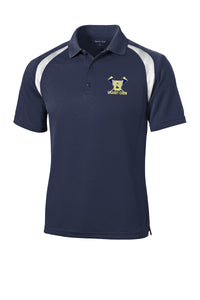 Granby Crew Embroidered Performance Men's Polo