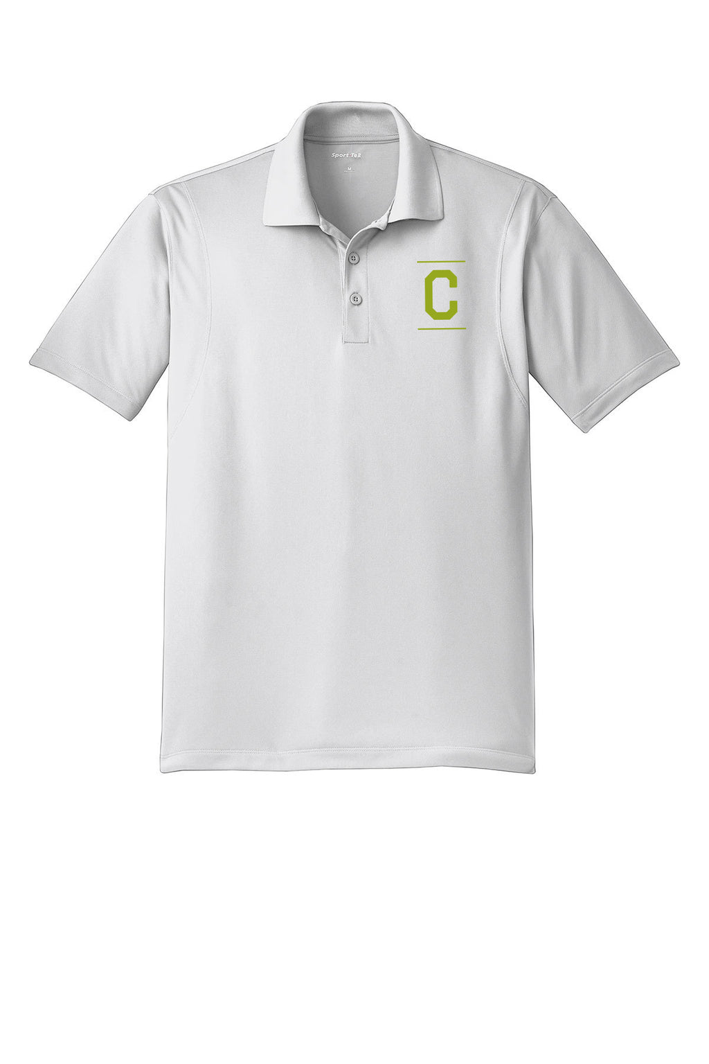 Casitas Rowing Embroidered Performance Men's Polo
