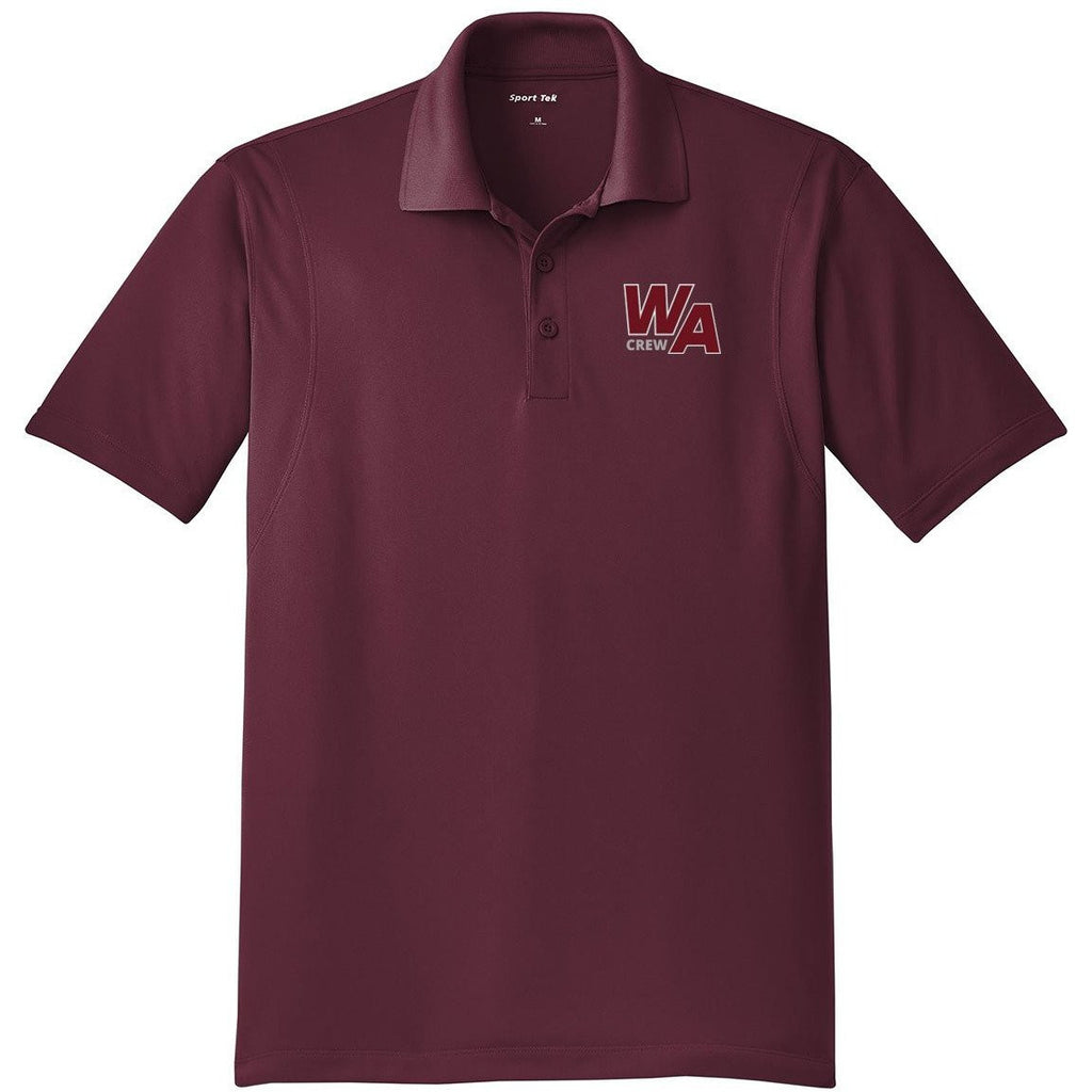 Westford Crew Embroidered Performance Men's Polo