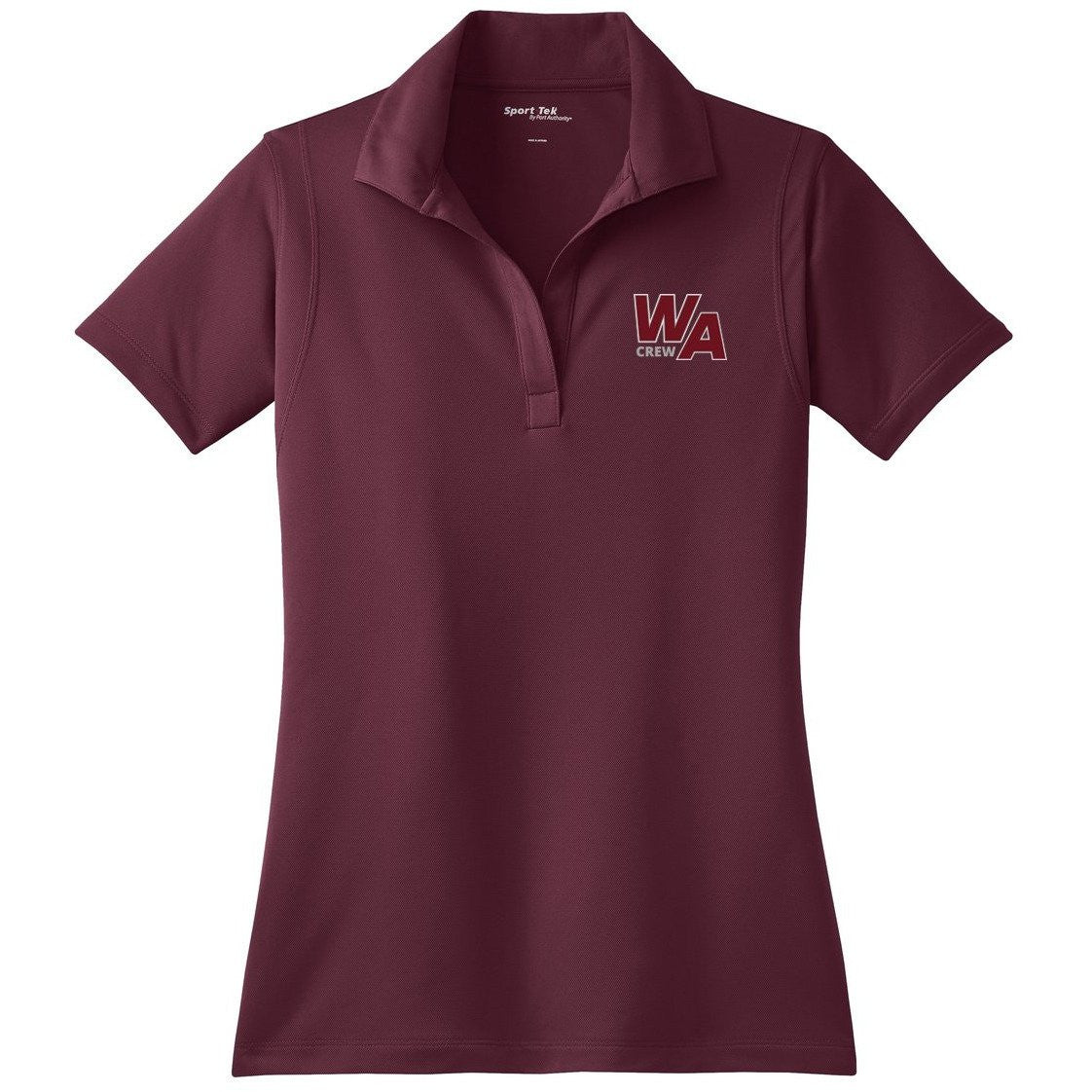Westford Crew Embroidered Performance Ladies Polo
