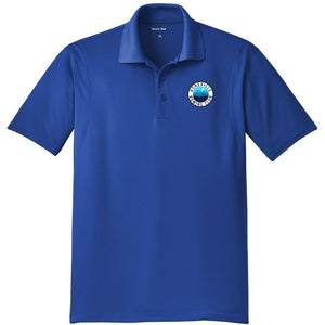 Asheville Rowing Club Embroidered Performance Men's Polo