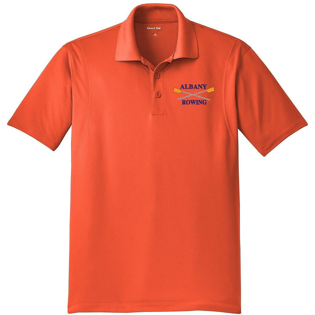 Albany Rowing Center Embroidered Performance Men's Polo