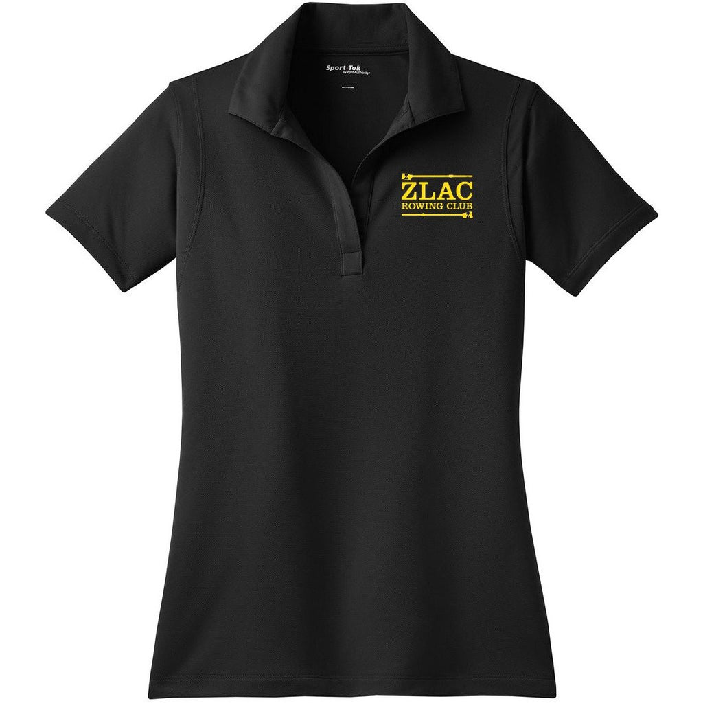 ZLAC Embroidered Performance Ladies Polo