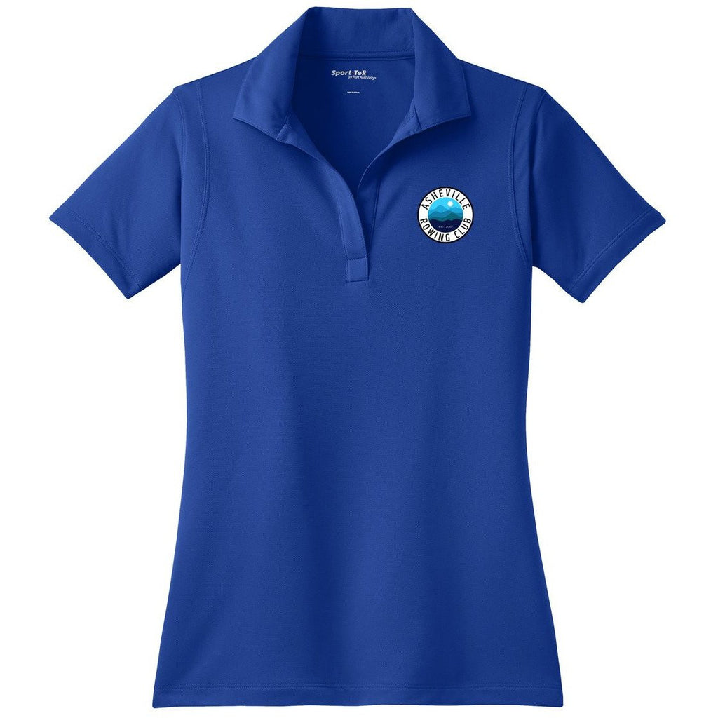 Asheville Rowing Club Embroidered Performance Ladies Polo