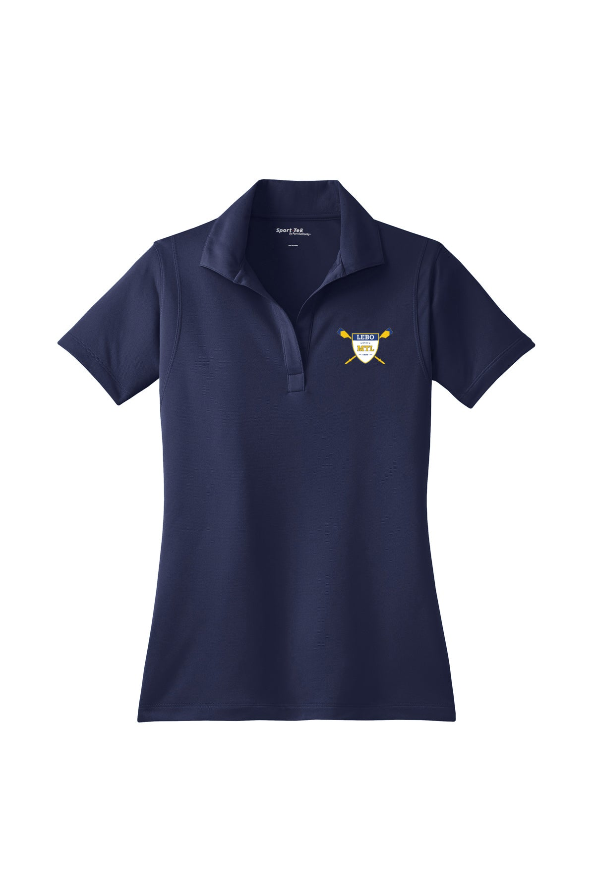 MT Lebanon Rowing Embroidered Performance Ladies Polo