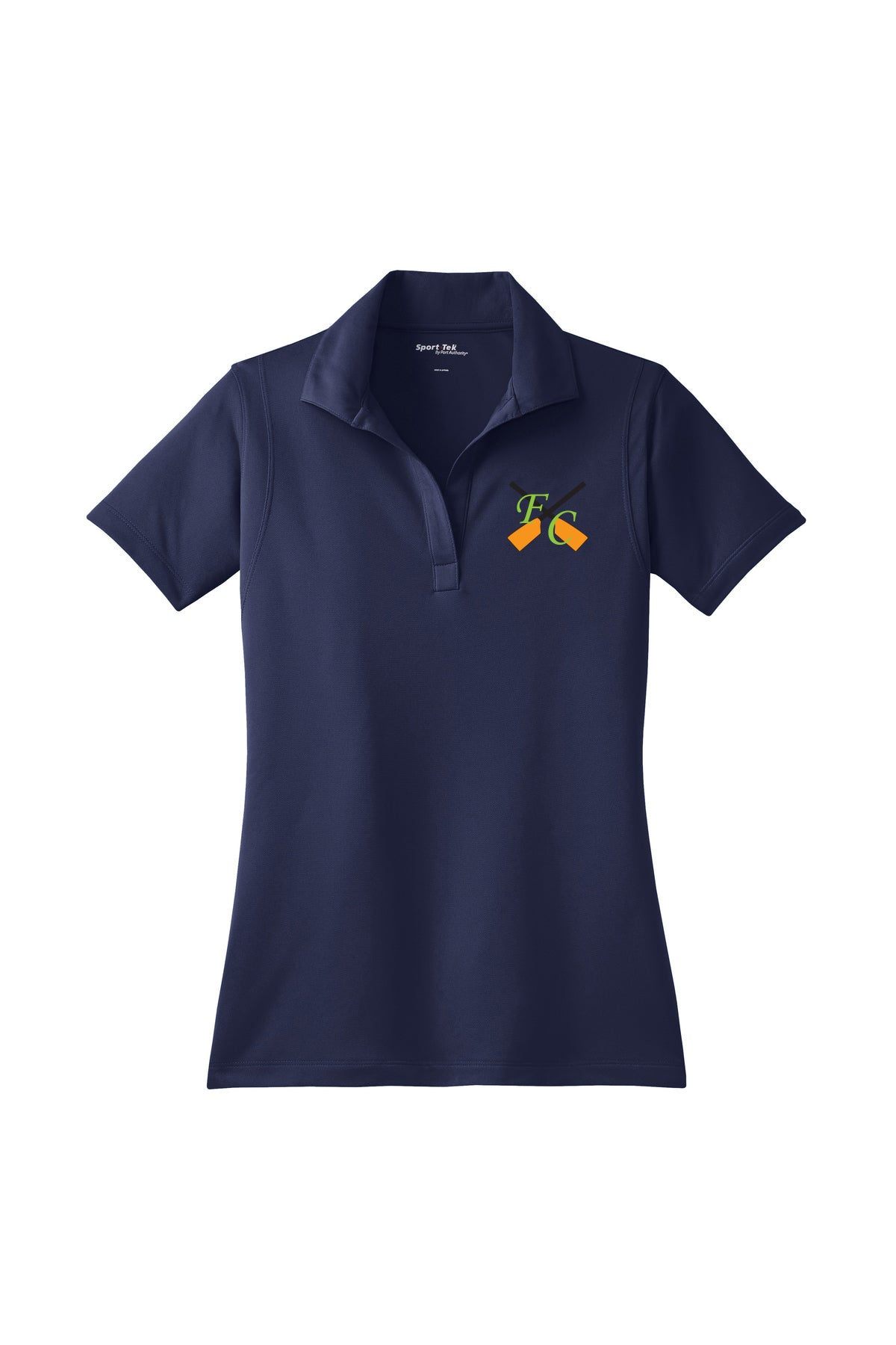 FCRA Embroidered Performance Ladies Polo