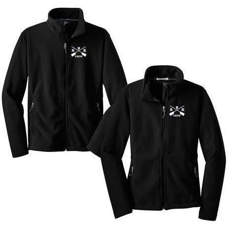 Full Zip Rhinebeck Crew Fleece Pullover