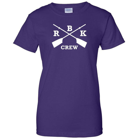 100% Cotton Rhinebeck Crew Women's Team Spirit T-Shirt