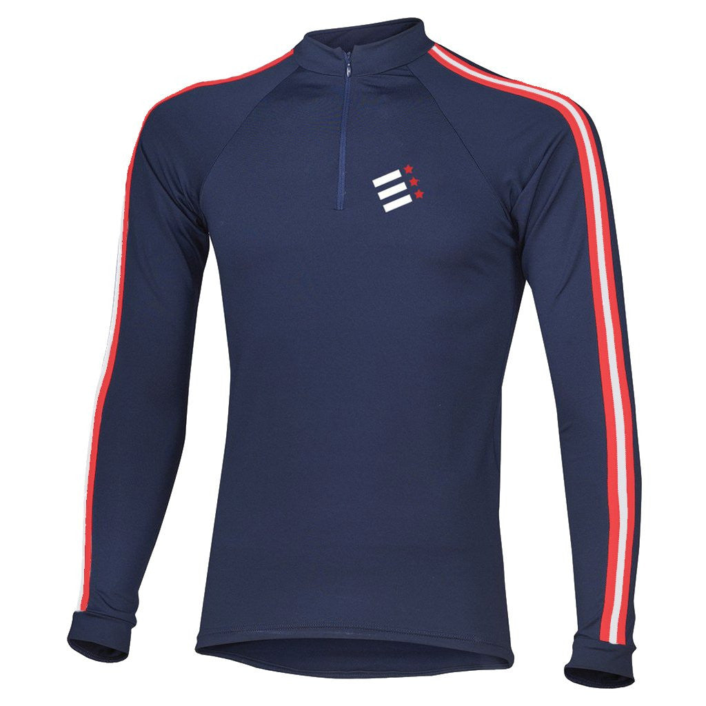 Long Sleeve Rock Creek Rowing Warm-Up Shirt