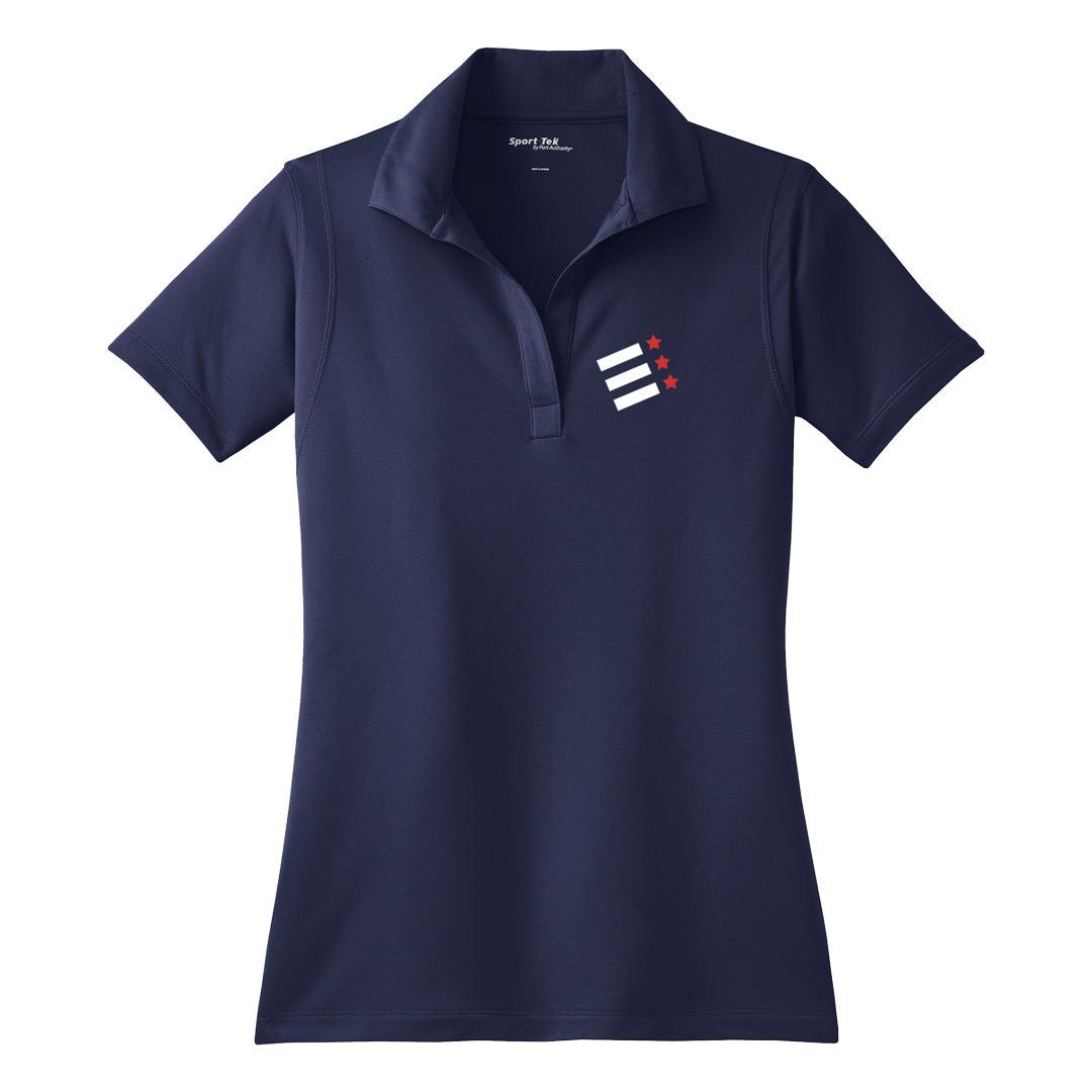 Rock Creek Rowing Embroidered Performance Ladies Polo
