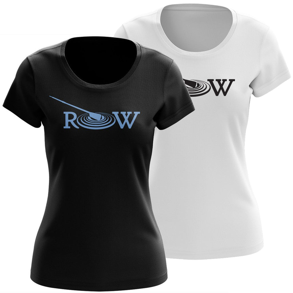 100% Cotton R.O.W. Women's Team Spirit T-Shirt