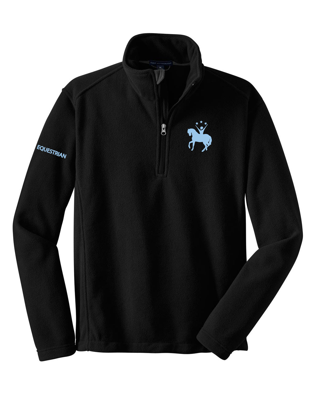 1/4 Zip Ready Set Ride Fleece Pullover