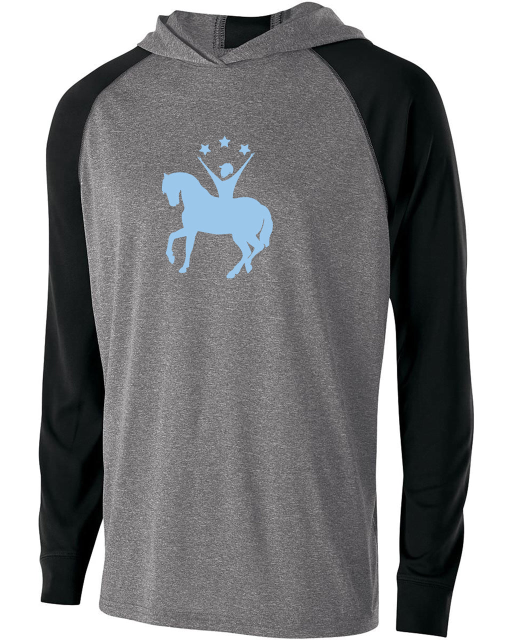 Ready Set Ride Long Sleeve Hooded T-Shirt