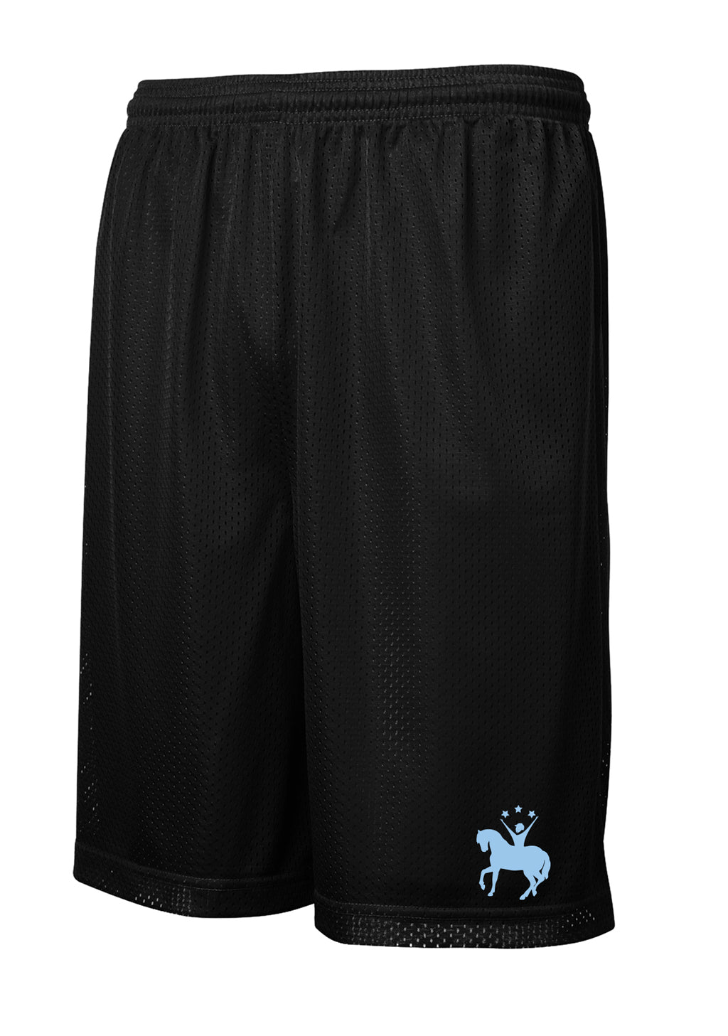 Custom Ready Set Ride Mesh Shorts