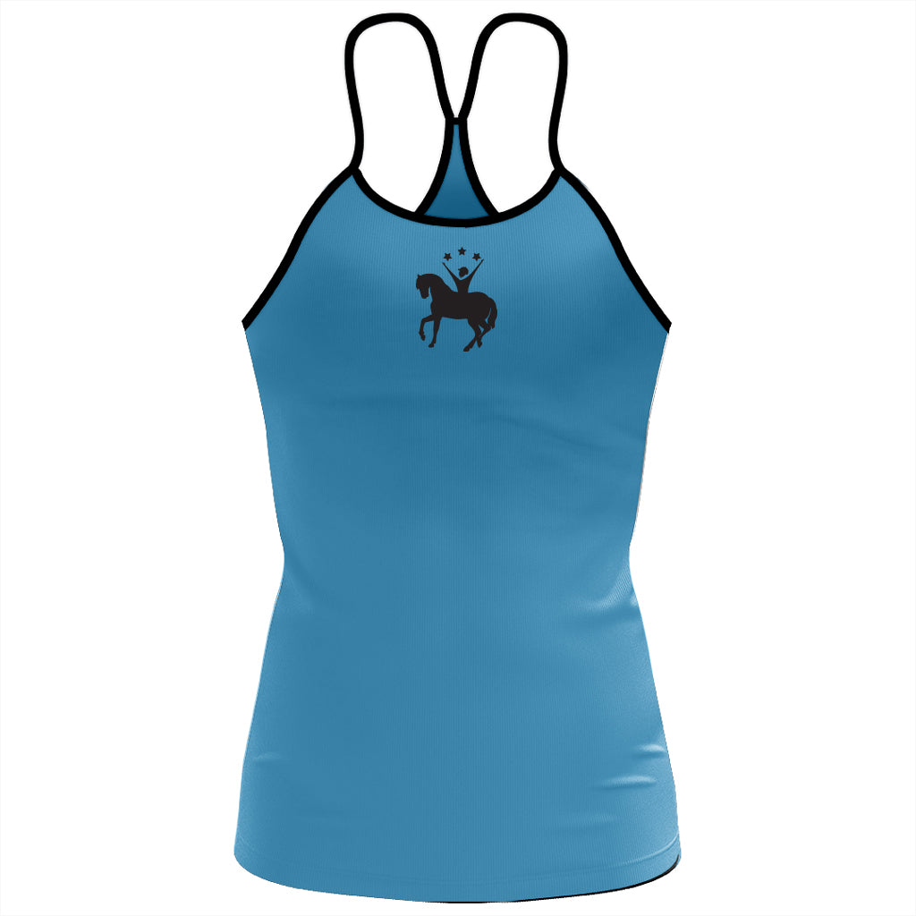 Ready Set Ride Women's Sassy Strap Tank