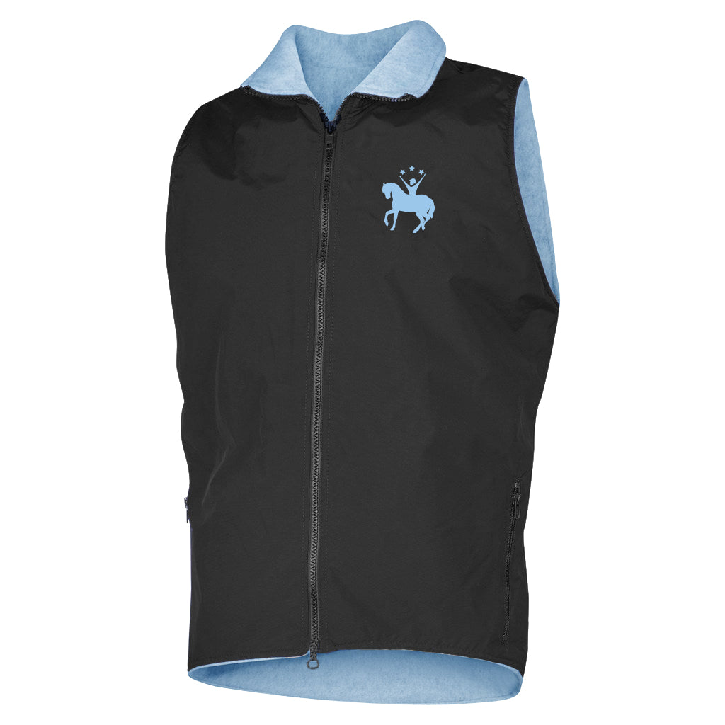 Ready Set Ride Team Nylon/Fleece Vest