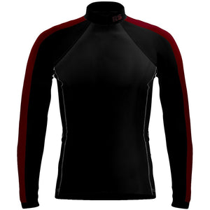 Redwood Scullers Long Sleeve Lycra Warm Up