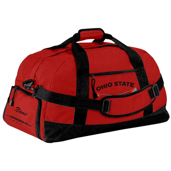 7401fa695718 Ohio State Rowing Team Race Day Duffel Bag – SewSporty - Team Athletic Gear    Rowing Apparel