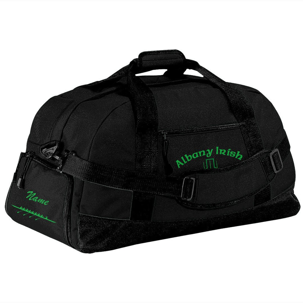 Albany Irish Rowing Club Team Race Day Duffel Bag