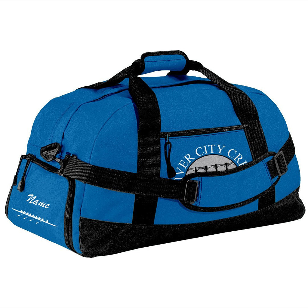 River City Crew Team Race Day Duffel Bag