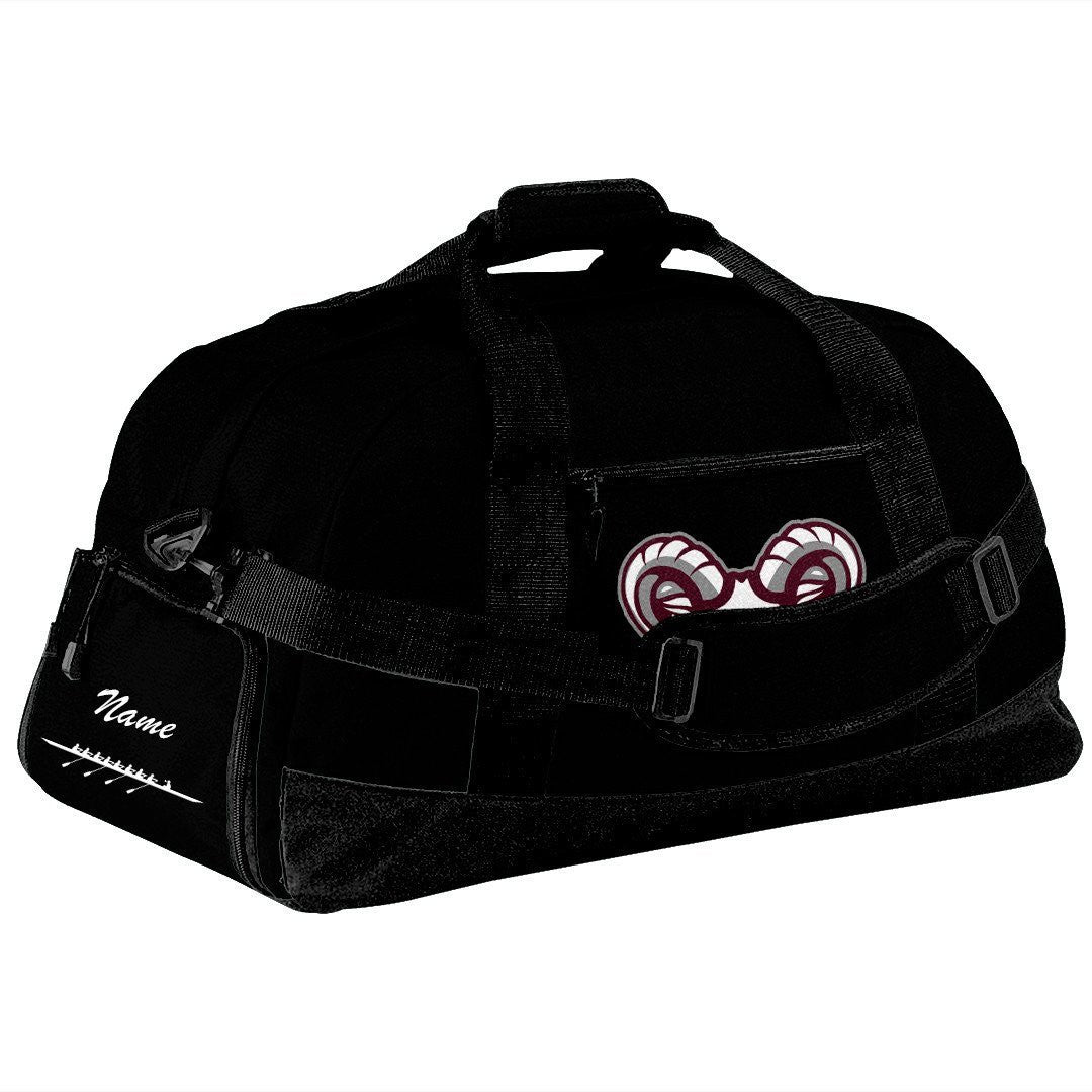 Worcester Academy Team Race Day Duffel Bag