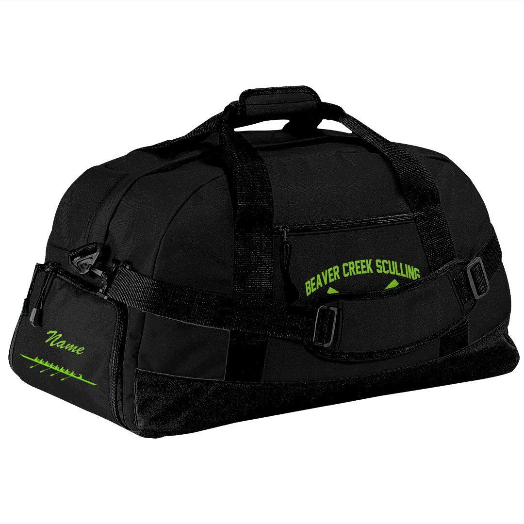 Beaver Creek Sculling Team Race Day Duffel Bag