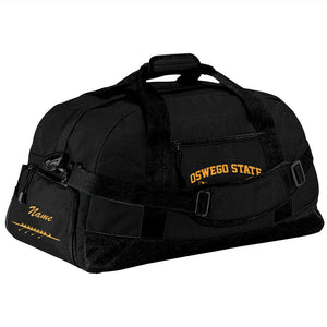 Oswego State Crew Team Race Day Duffel Bag