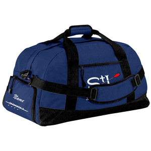 St Louis Rowing Club Team Race Day Duffel Bag