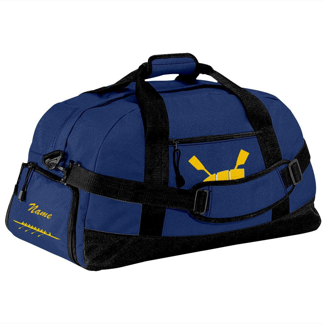 Wyandotte Rowing Team Race Day Duffel Bag