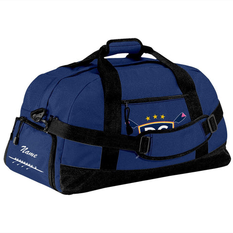 DC Strokes Rowing Club Team Race Day Duffel Bag