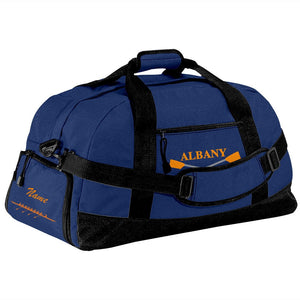 Albany Rowing Center Team Race Day Duffel Bag