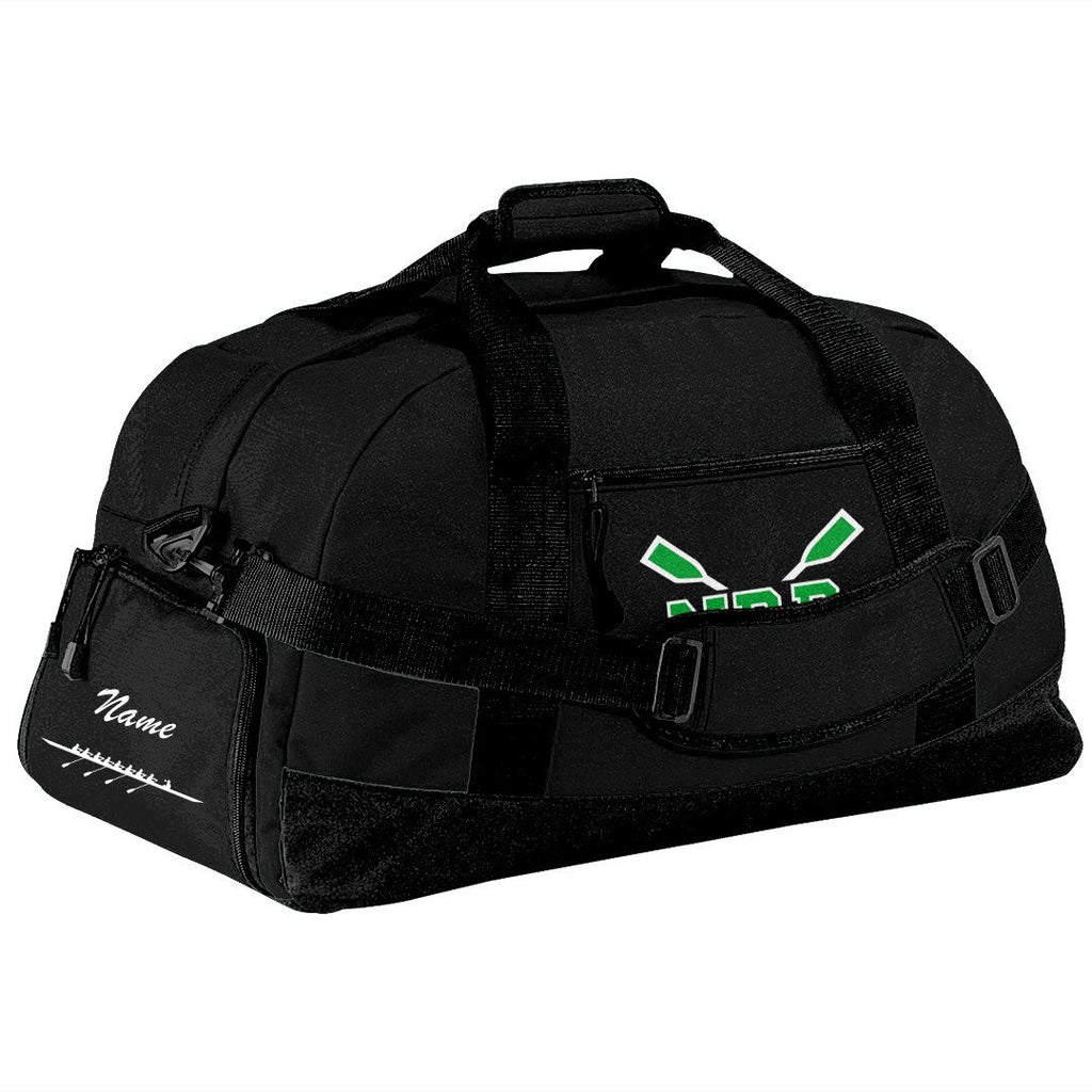 Navesink River Rowing Team Race Day Duffel Bag