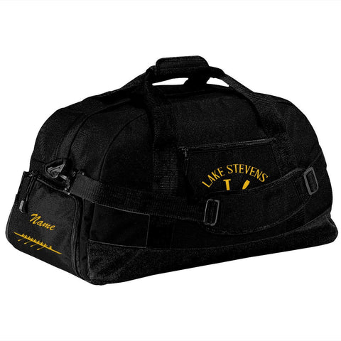 Lake Stevens Rowing Club Team Race Day Duffel Bag