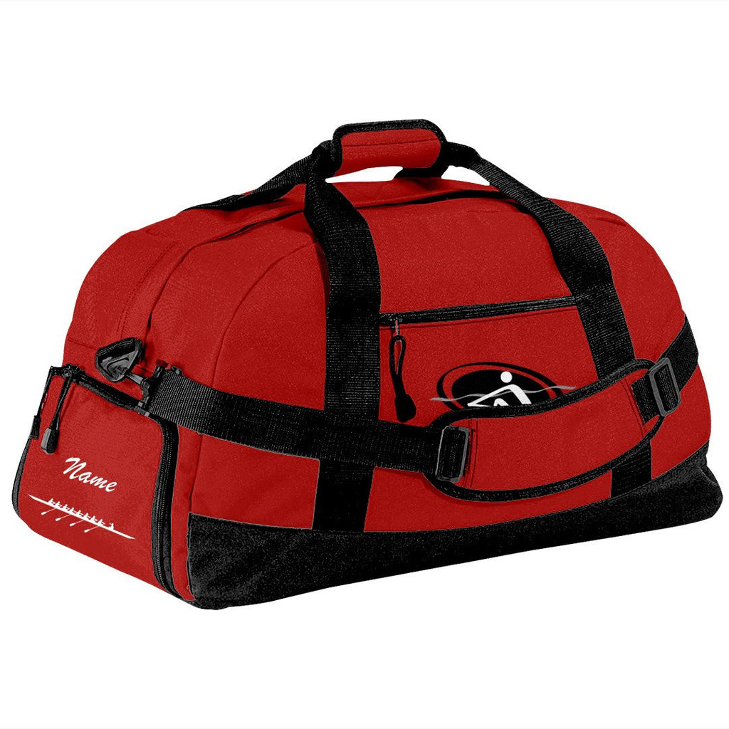 Des Moines Rowing Club  Team Race Day Duffel Bag