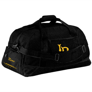 Long Beach Rowing Team Race Day Duffel Bag