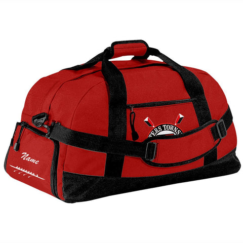 Peters Township Rowing Club Team Race Day Duffel Bag