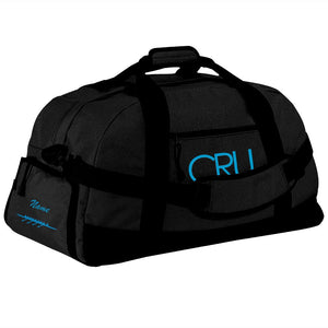 Chicago Rowing Union Team Race Day Duffel Bag