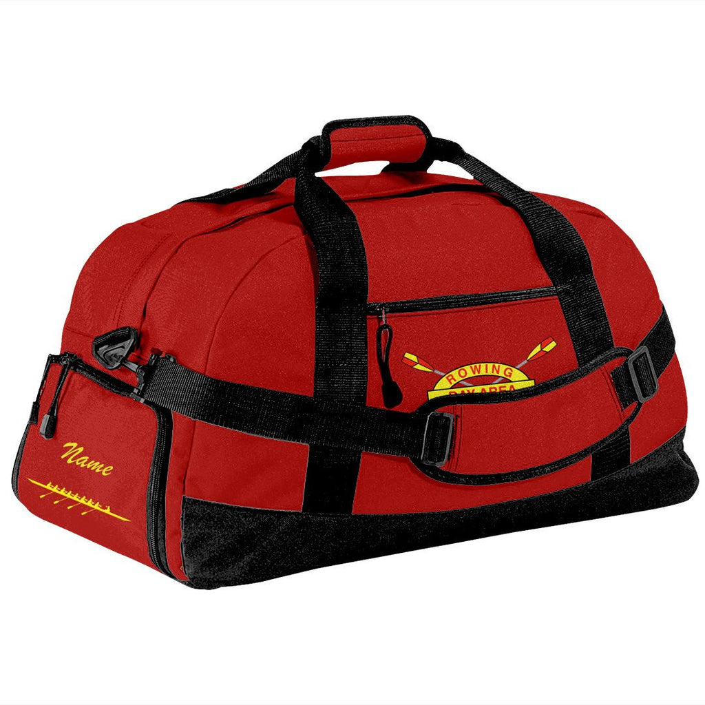 Bay Area Rowing Club Team Race Day Duffel Bag