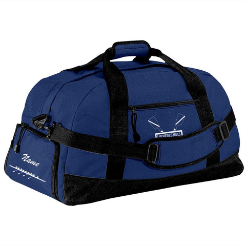 Litchfield Hills Rowing Club Team Race Day Duffel Bag