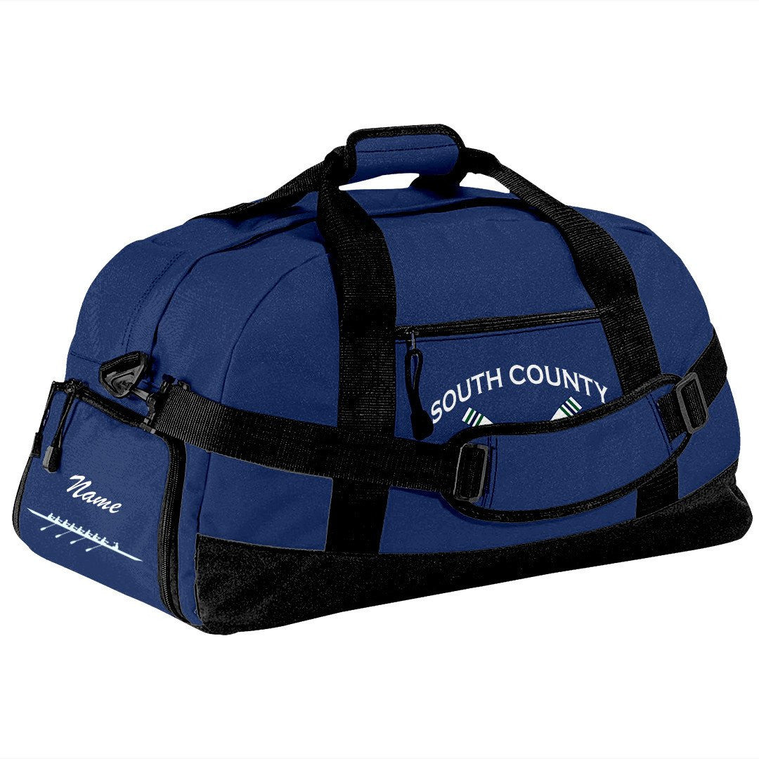 South County Crew Team Race Day Duffel Bag