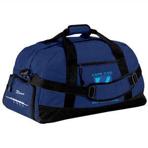 Cape Cod Masters Rowing Team Race Day Duffel Bag