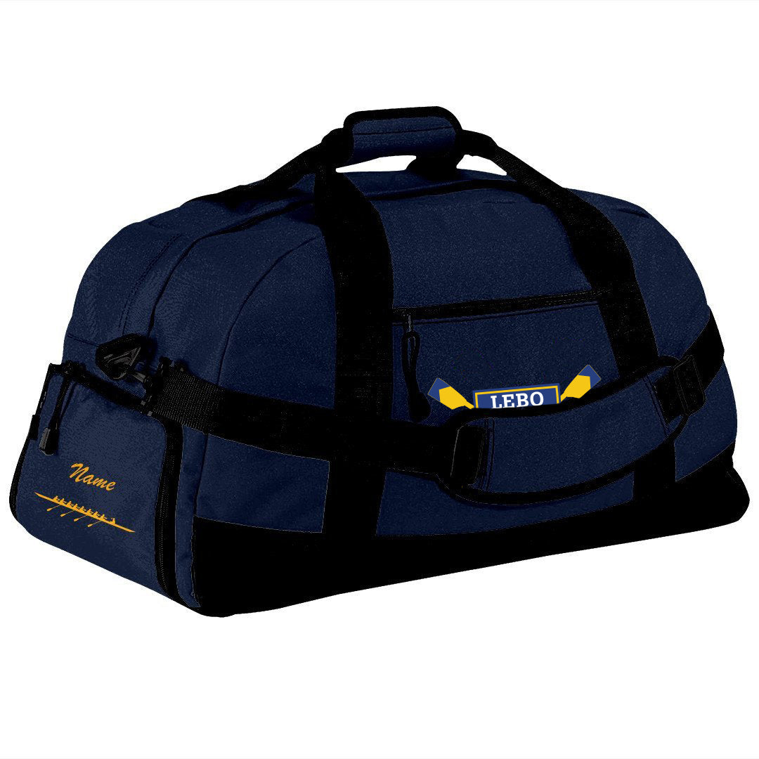 MT Lebanon Rowing Team Race Day Duffel Bag