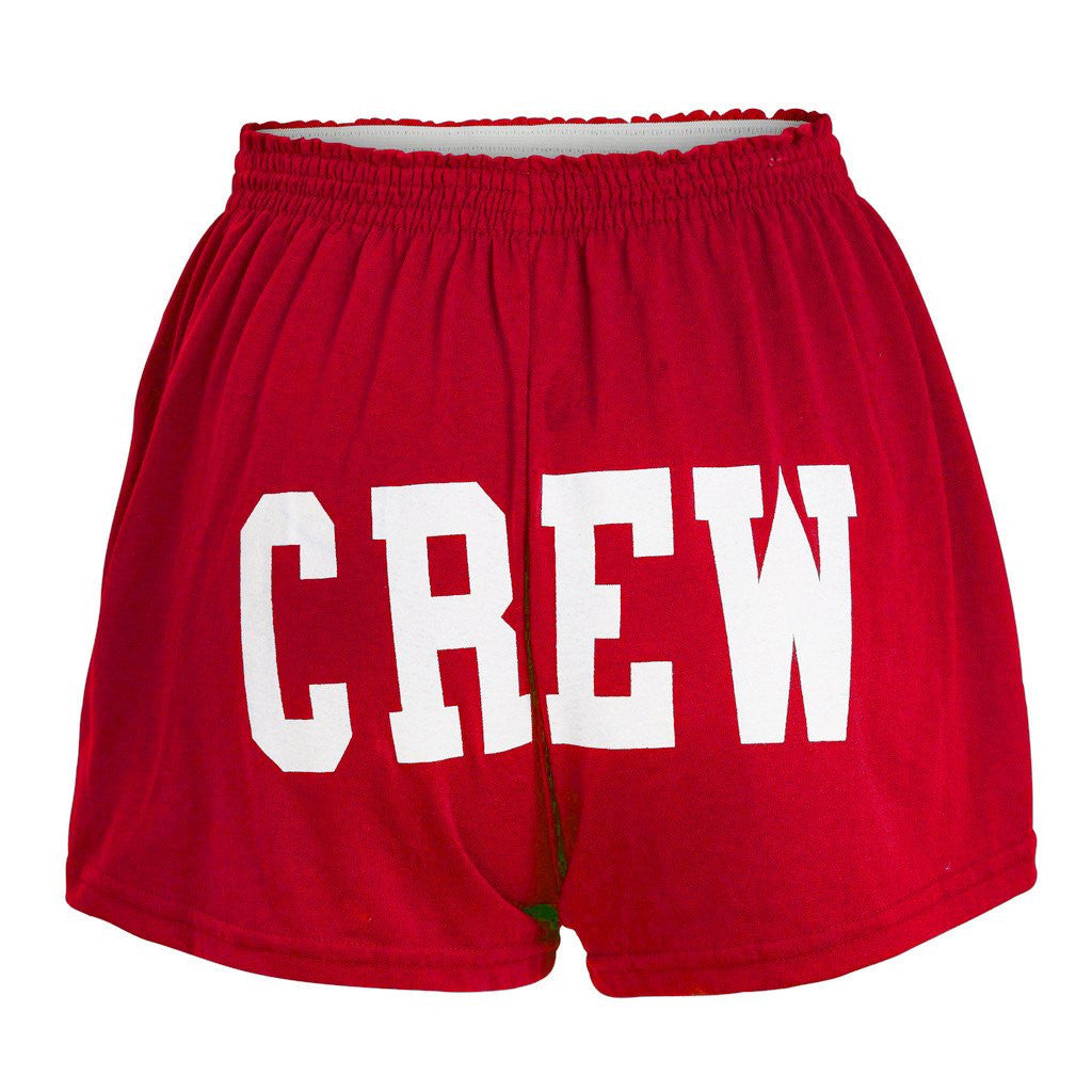 SxS Crew Butt Shorts (Red)