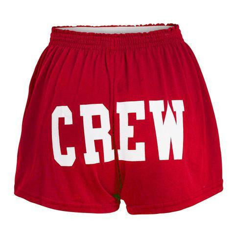 Sew Sporty Crew Butt Shorts      (7 Color Options)