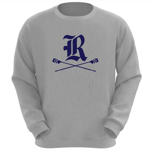 Rice Crew Big Print Crewneck Sweatshirt